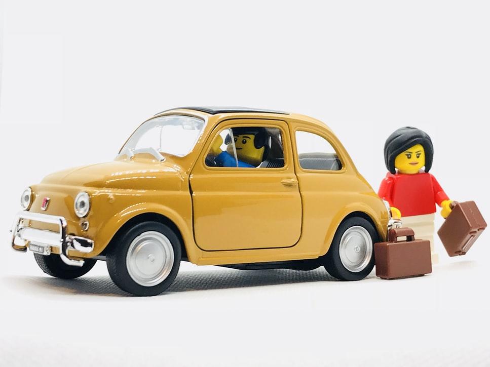 ミニマリスト車