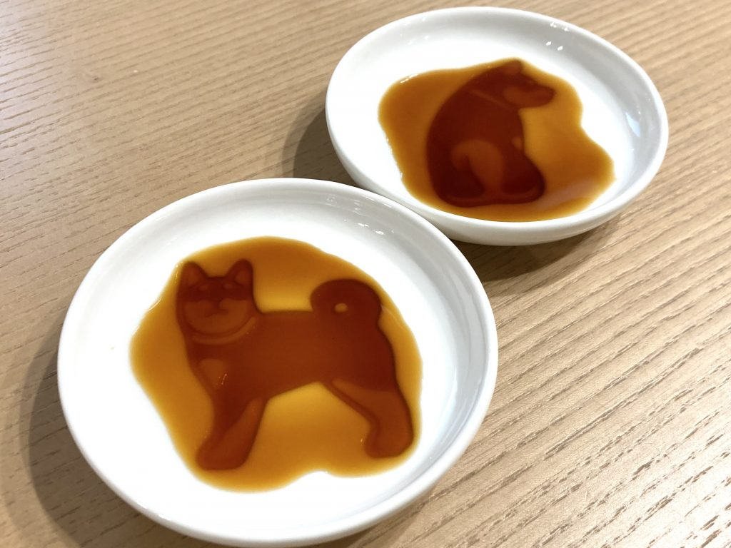 柴犬 豆皿 醤油皿