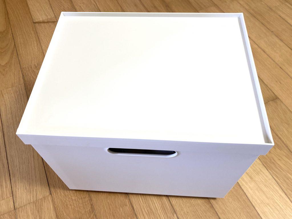 無印良品 ポリプロピレンファイルボックス スタンダード