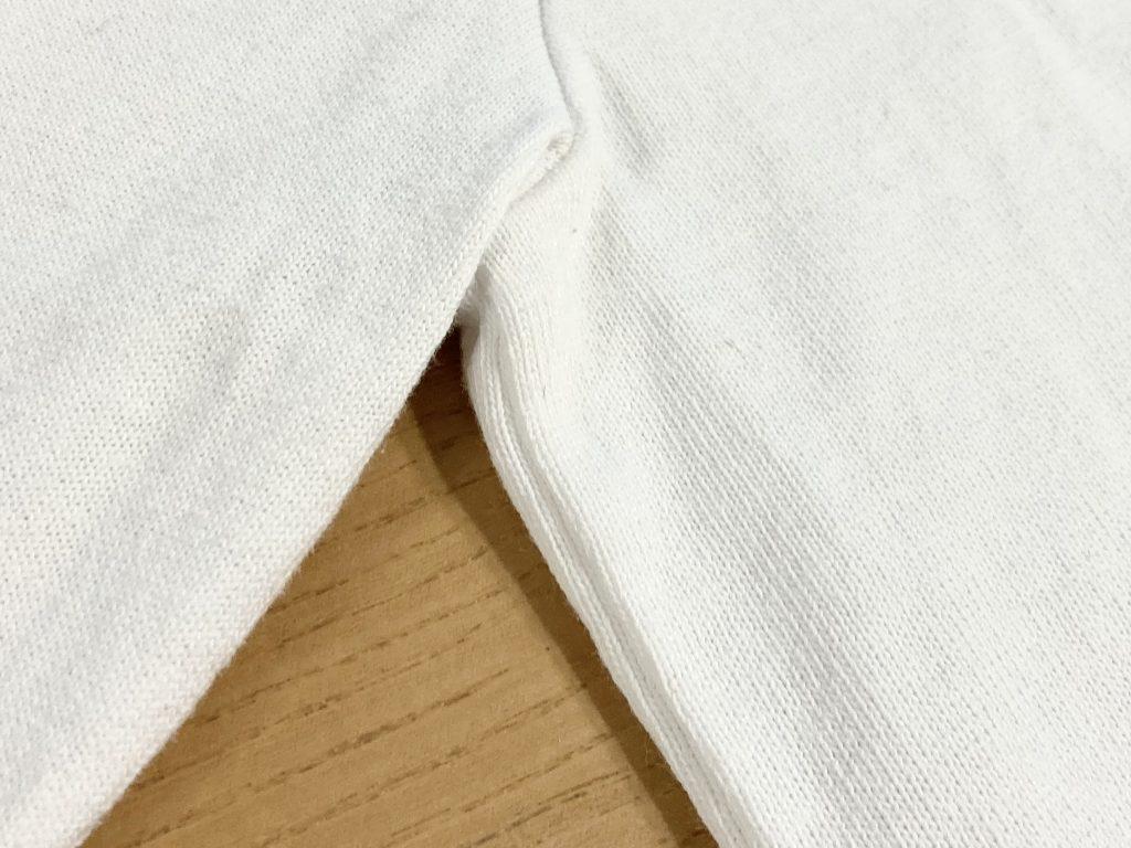 シャントクレール バスクシャツ ワンシーズン着用