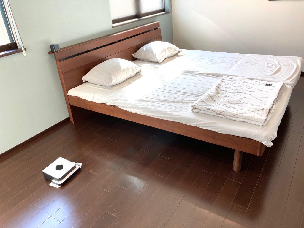 ミニマリスト 寝室
