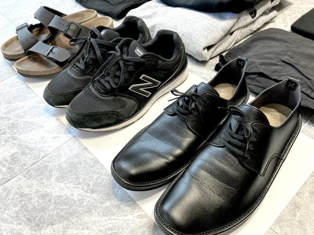 30代 男性 ミニマリスト 靴