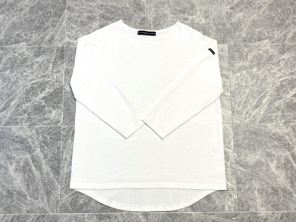 シャントクレール バスクシャツ