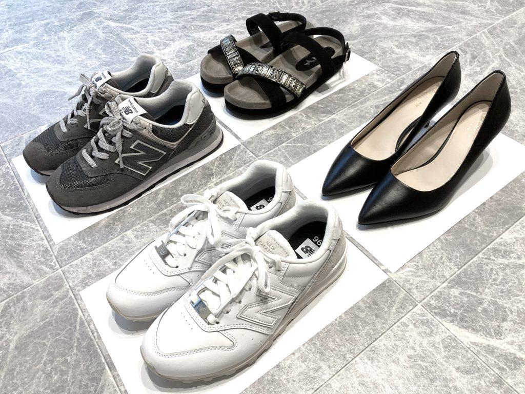 ミニマリスト 靴 選び方